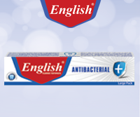 Antibacterial Tooth Paste