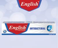 English Tooth Paste Antibacterial