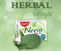 English Prickly Heat Active Neem Soap