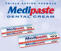 Medipaste Dental Cream
