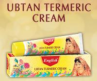English Ubtan Turmeric Cream